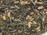Genmaicha Green Tea 1 OZ. Certified Organic