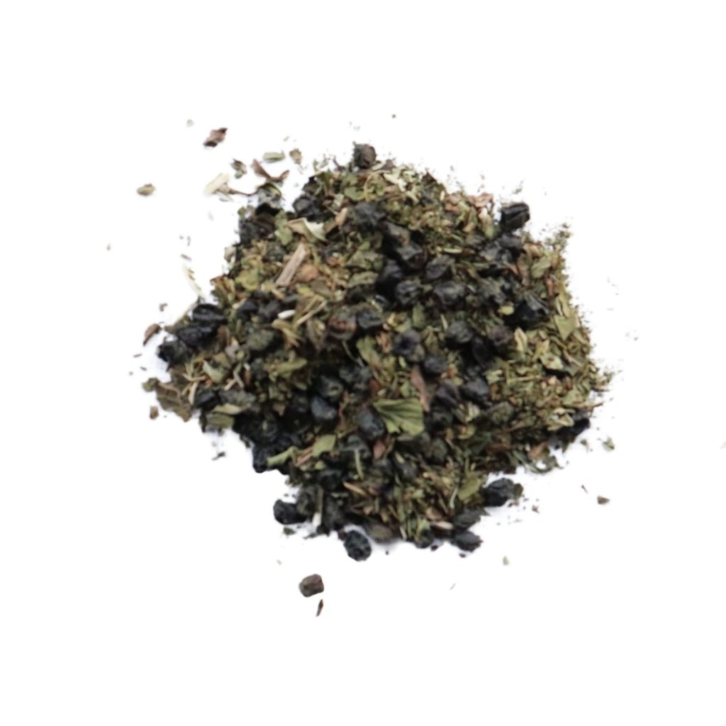 Elderberry - Peppermint